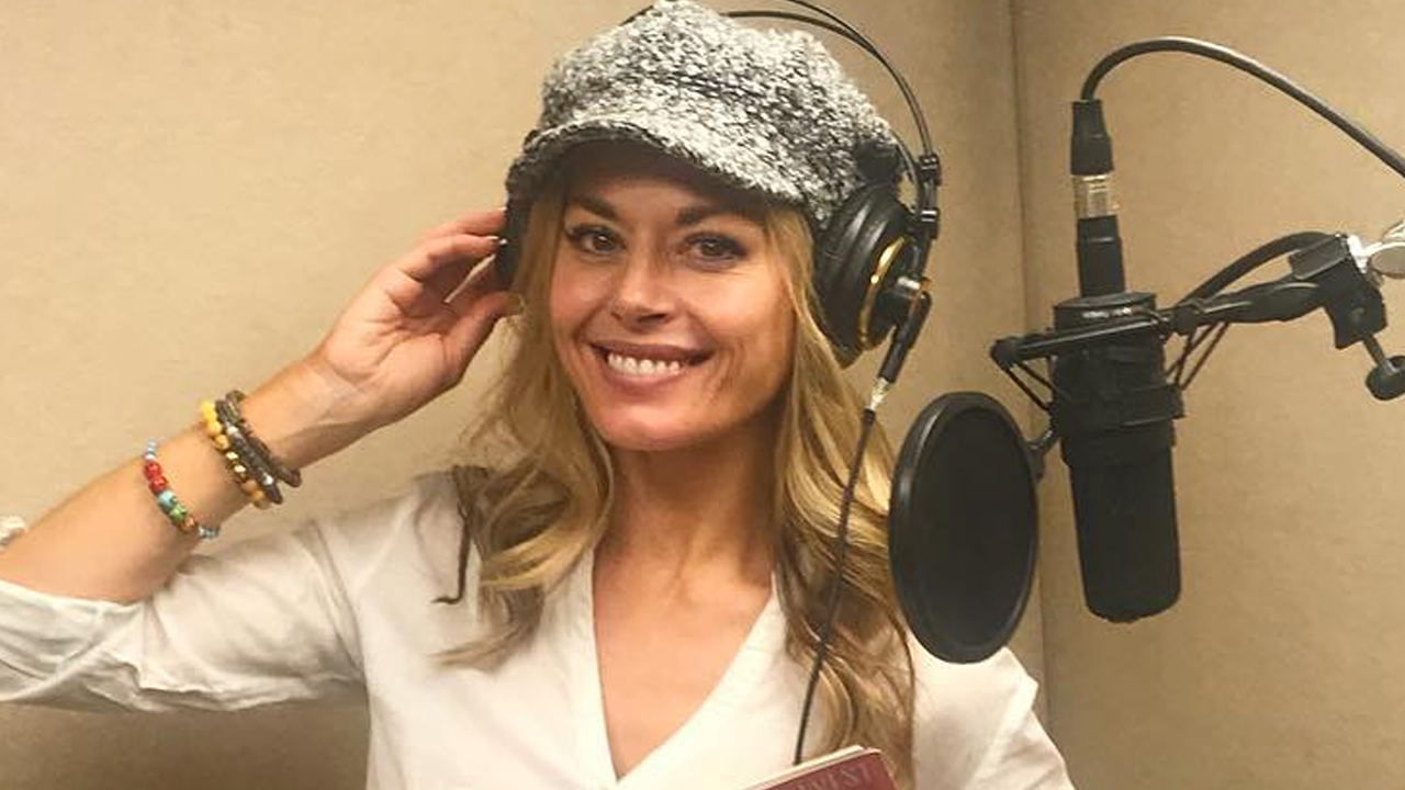 Madeleine West talks about playing a WAG and open relationships