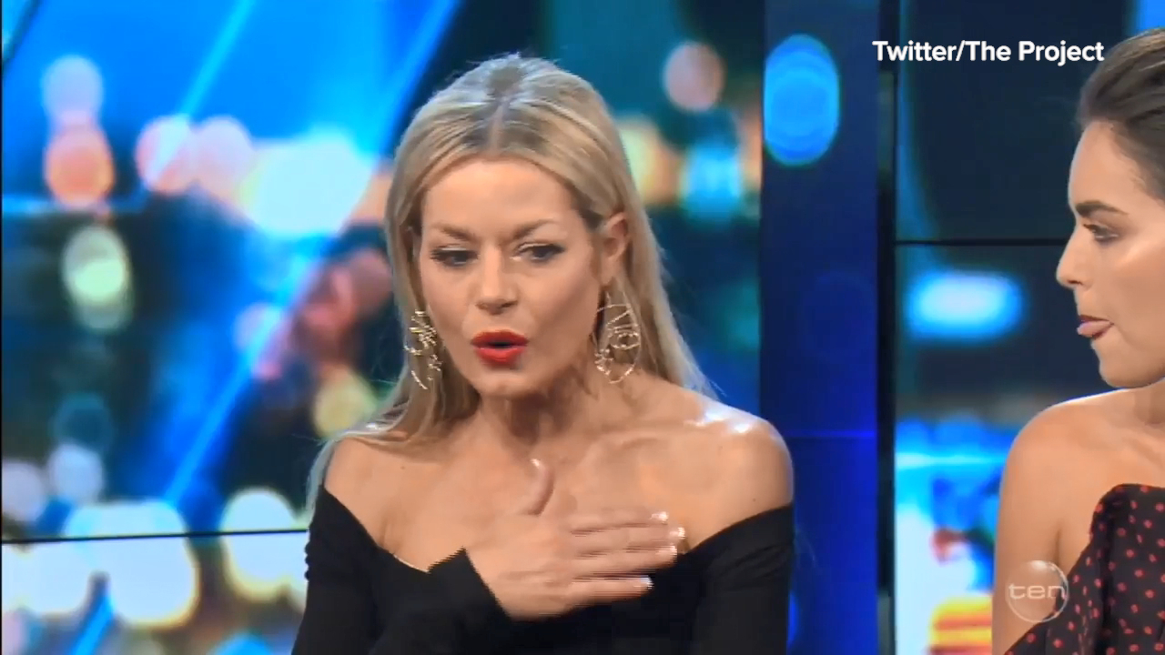 Madeleine West gives first TV interview since separation