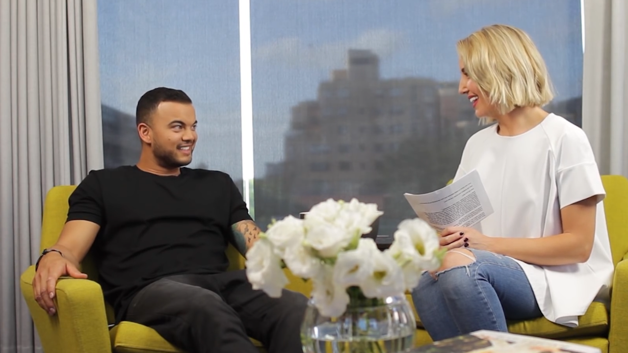 Guy Sebastian and his wife spoof each other in hilarious video