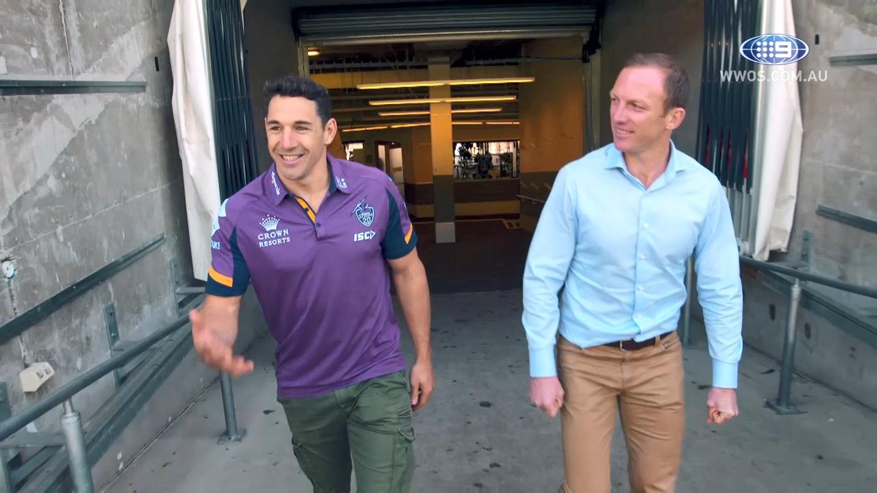 Slater farewells Melbourne