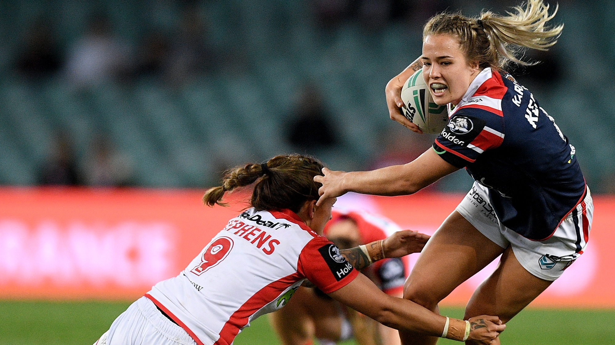 NRLW Highlights: Sydney Roosters v St George Illawarra Dragons - Round 3