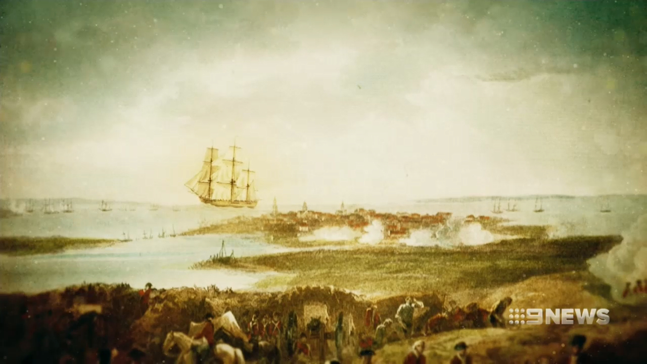Captain Cook's Endeavour possibly found