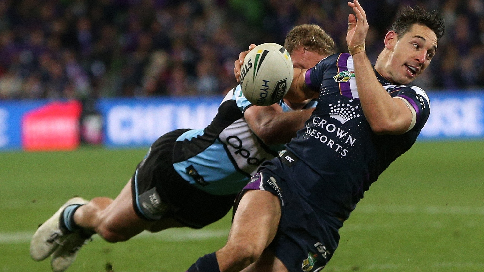 Top 5 Tries: Preliminary Finals