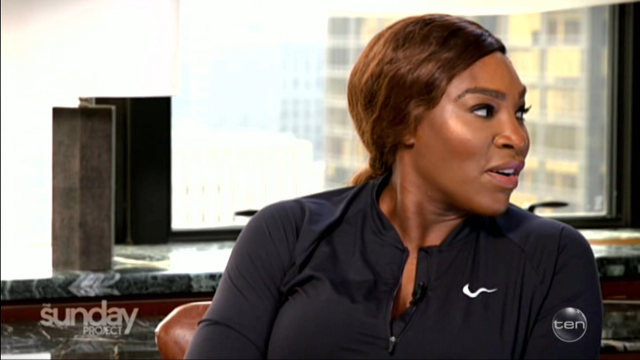 Serena's publicist shuts down question over US Open meltdown