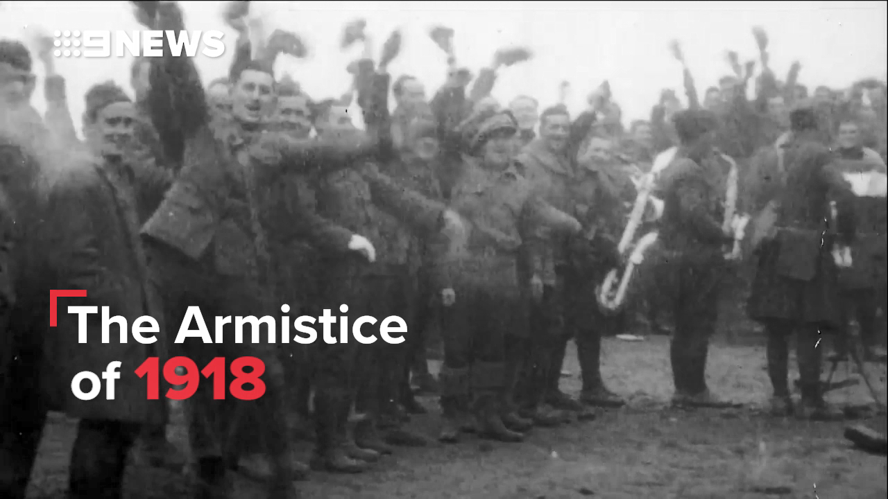 The Armistice of 1918