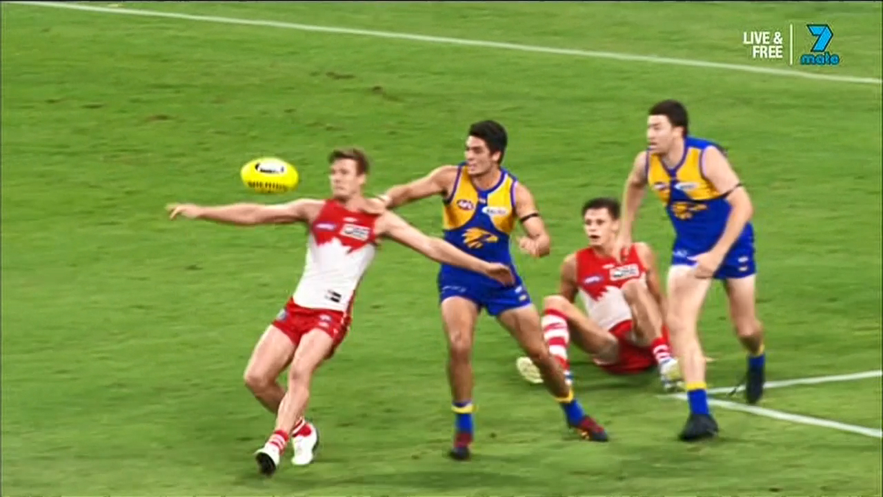 AFL: Goal of the year 2018