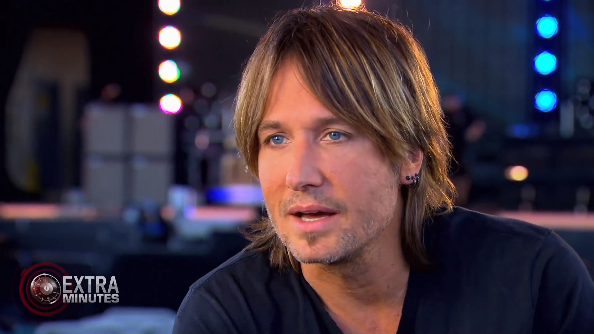 Keith Urban says he loves coming home to Australia