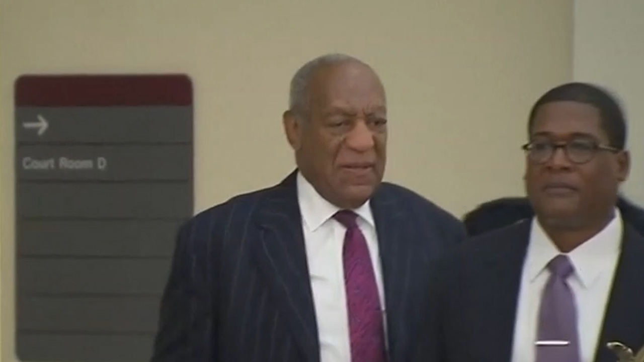 Bill Cosby jailed