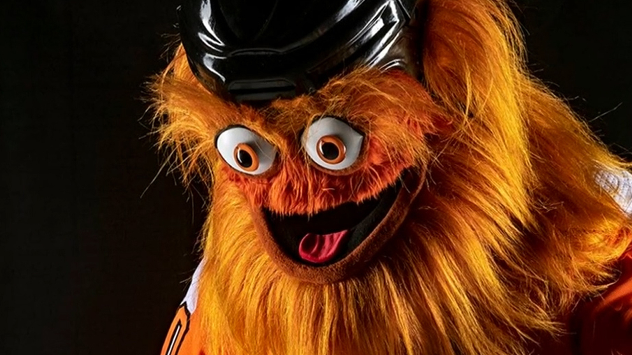 US ice hockey team unveils creepy new mascot
