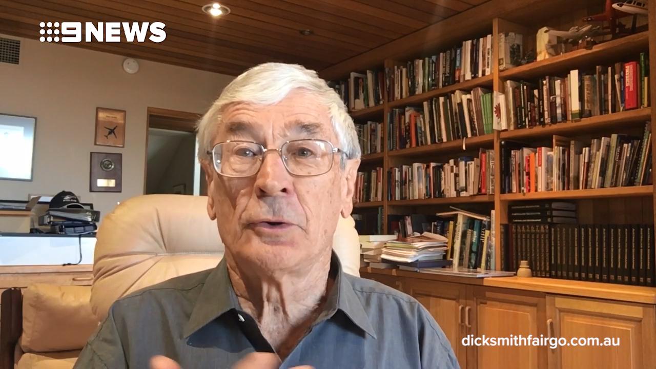 Dick Smith's ALDI rant