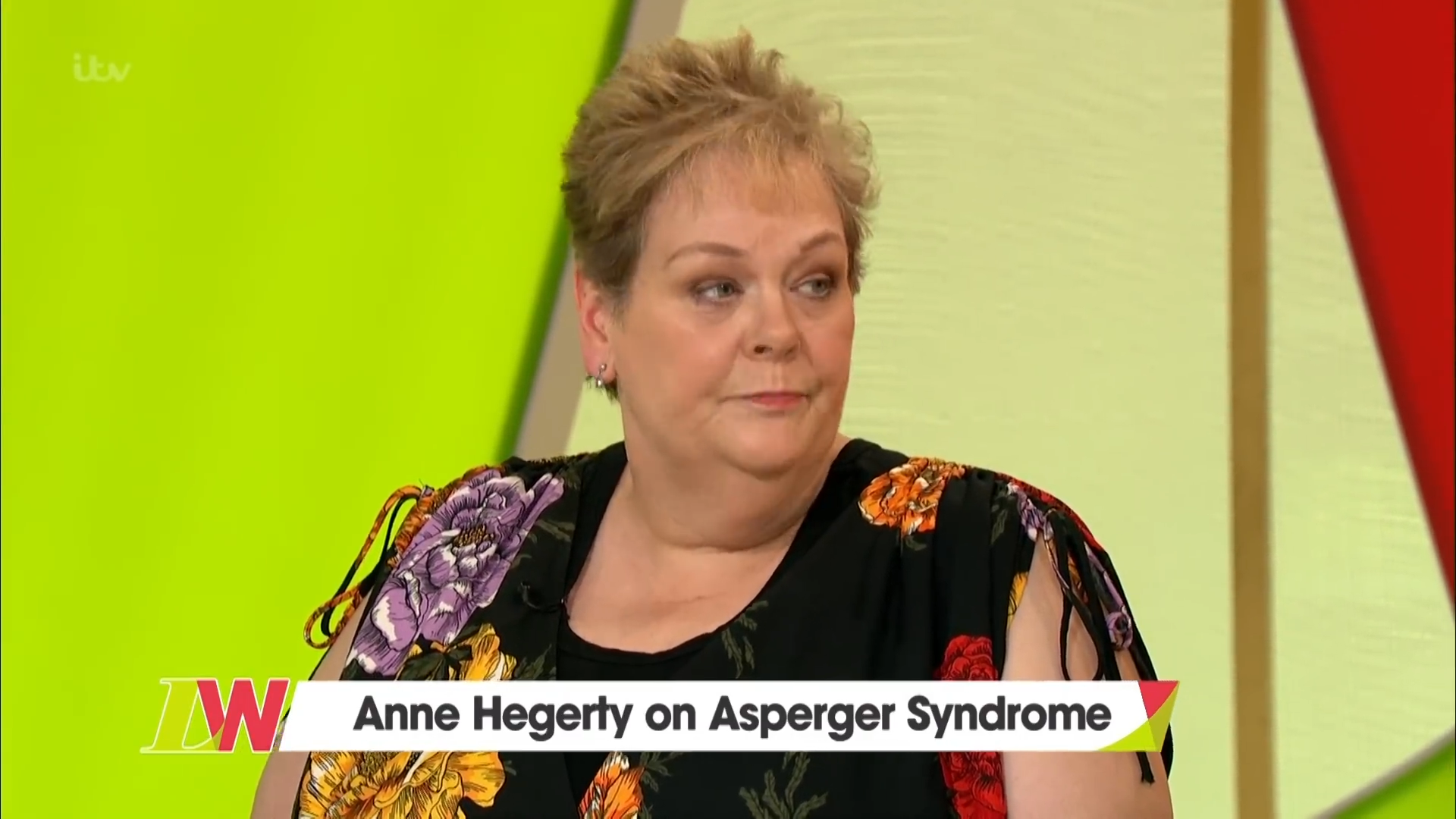 Anne Hegerty opens up about living with Asperger's
