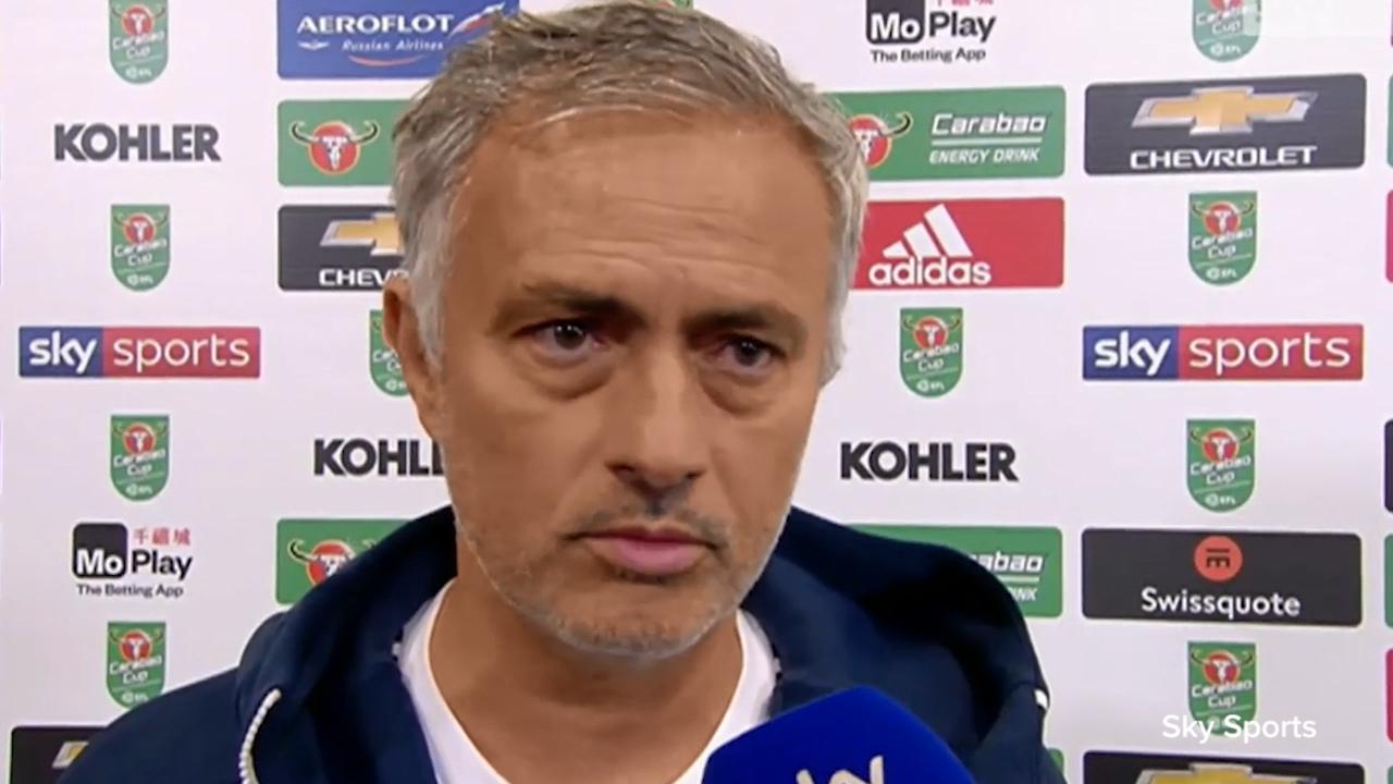 Mourinho confirms Pogba's VC demotion