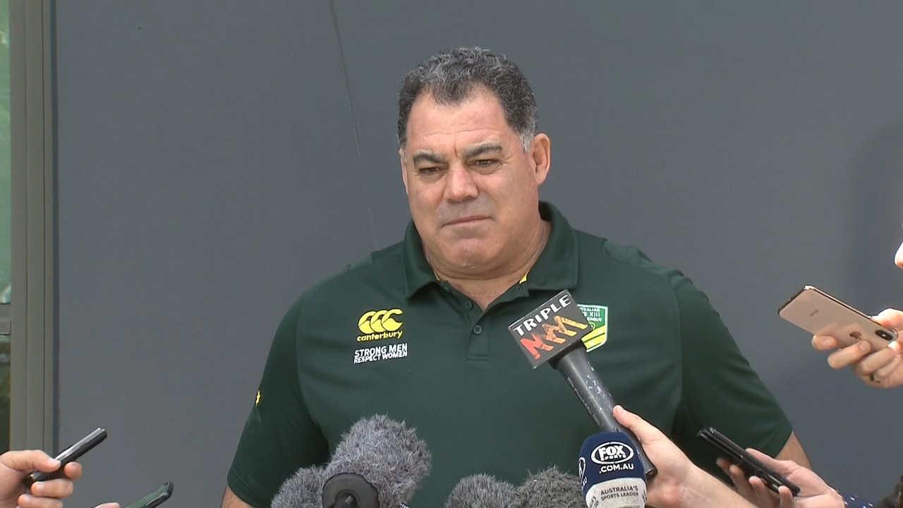 Inglis could captain Kangaroos in future