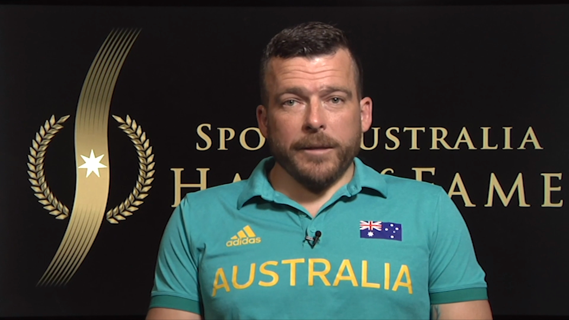 Kurt Fearnley's full Don acceptance speech