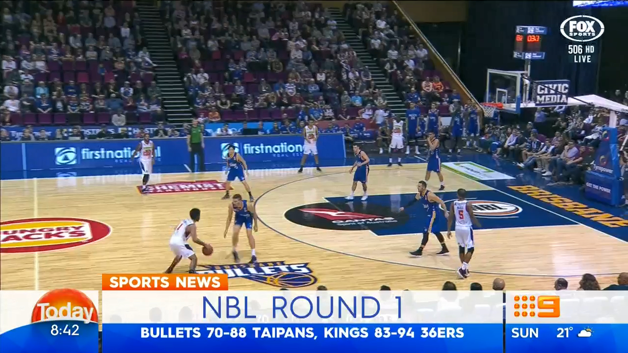 Taipans begin NBL season on high