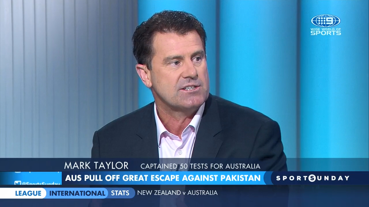SPORTS SUNDAY: Taylor praises Paine captaincy