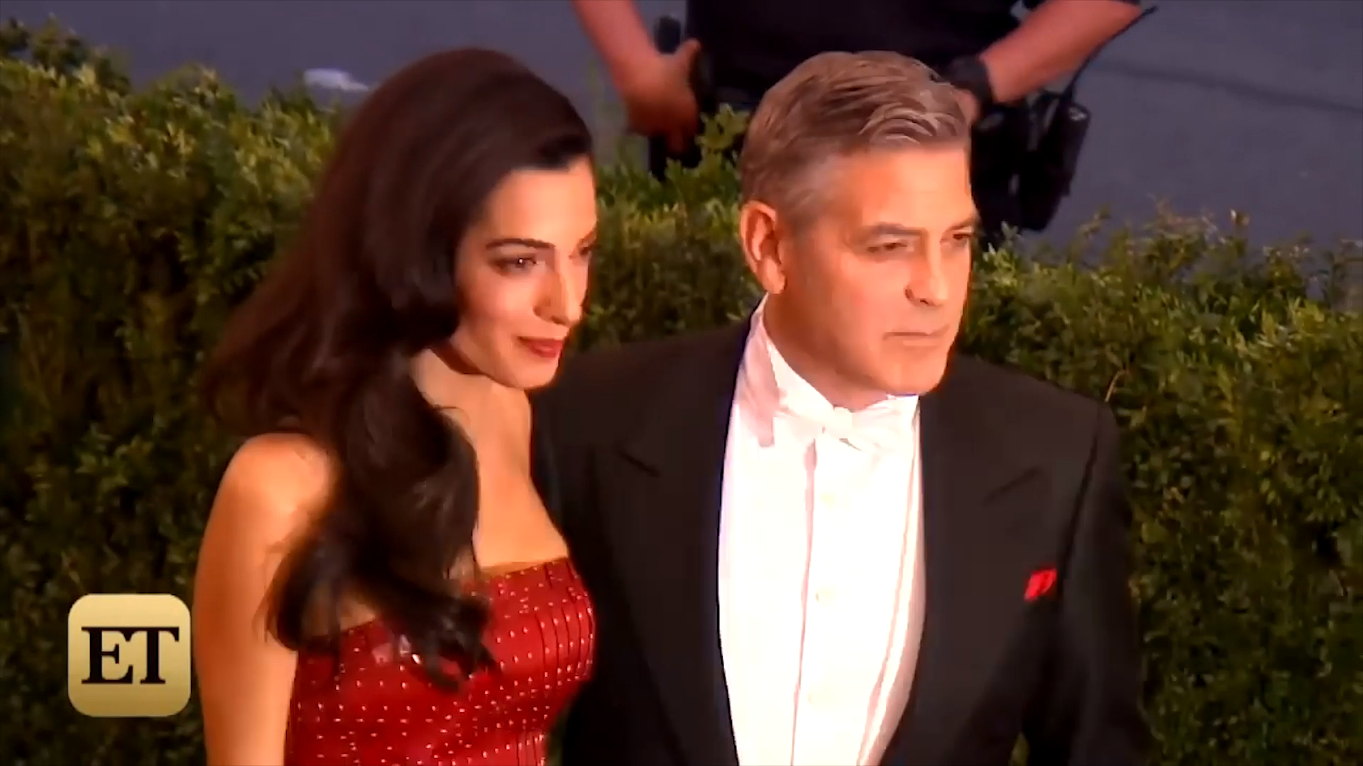 George Clooney reveals why he fell in love with wife Amal Clooney