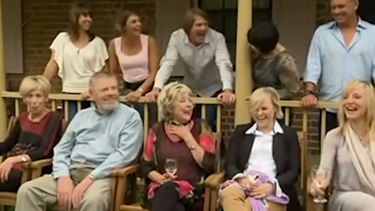 The 'A Country Practice' cast reunites 30 years since its very first episode