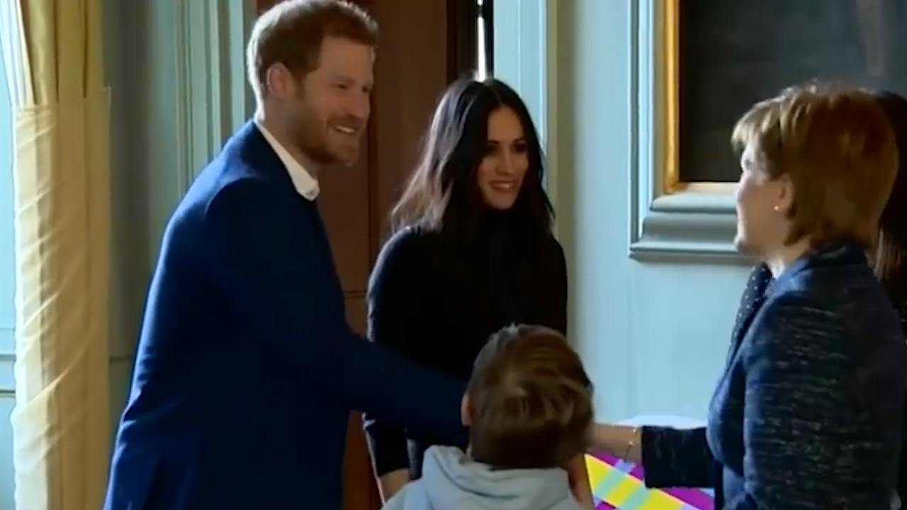 Harry T predicted Meghan and Harry October baby announcement