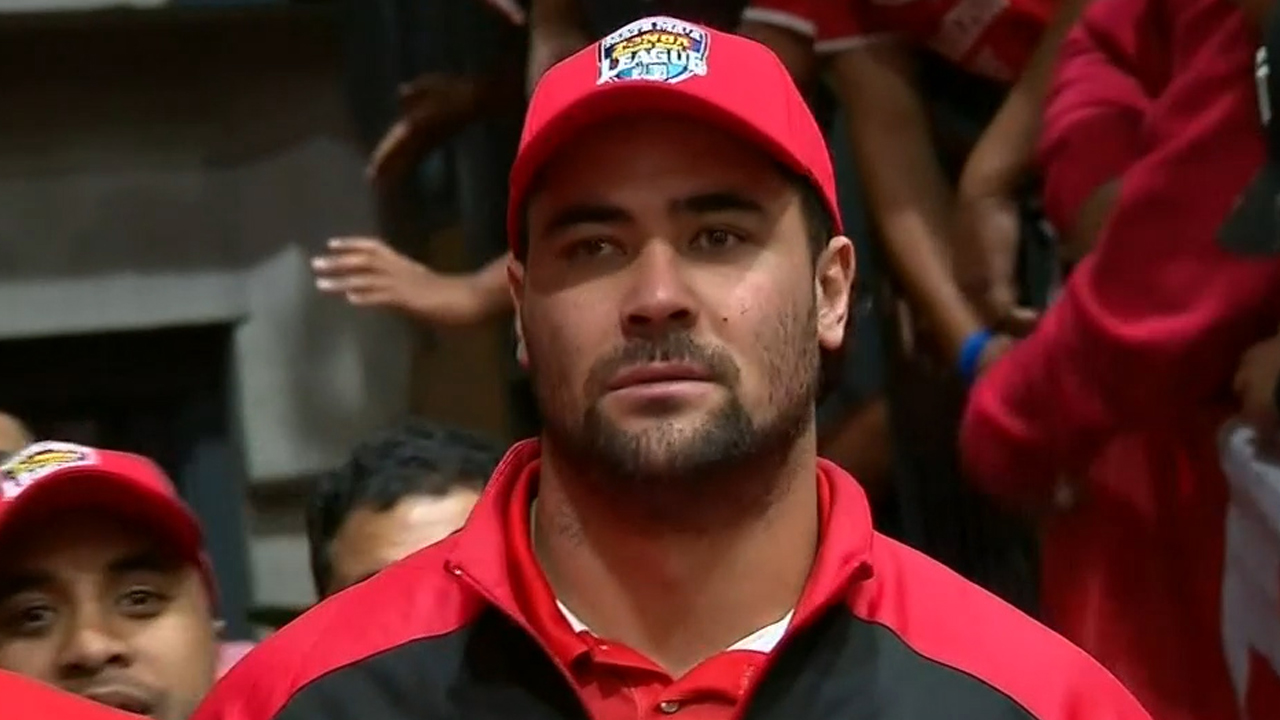 Fifita says passion gives Tonga advantage