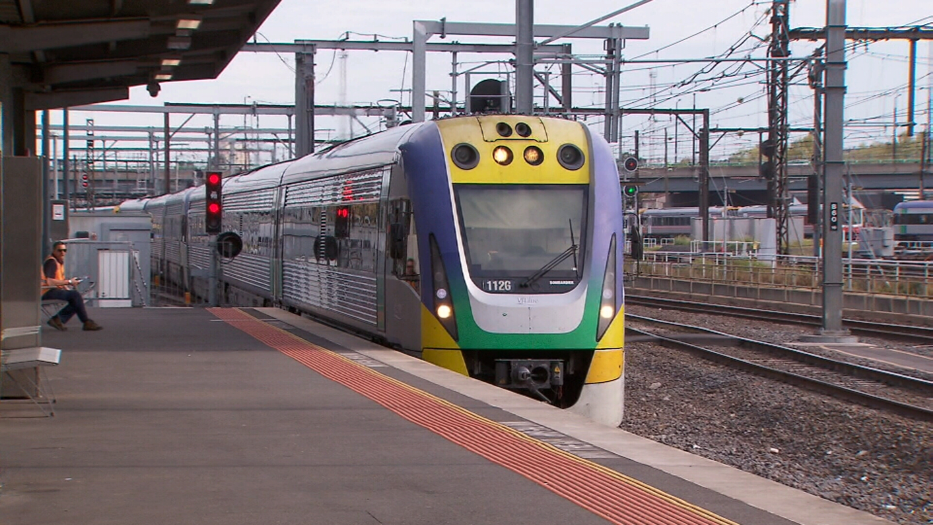 Labor matches promise for high speed rail
