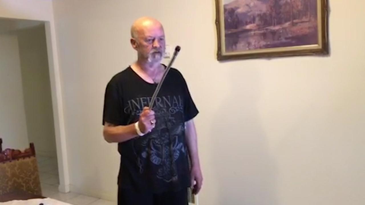 Dad opens up about horrific assault