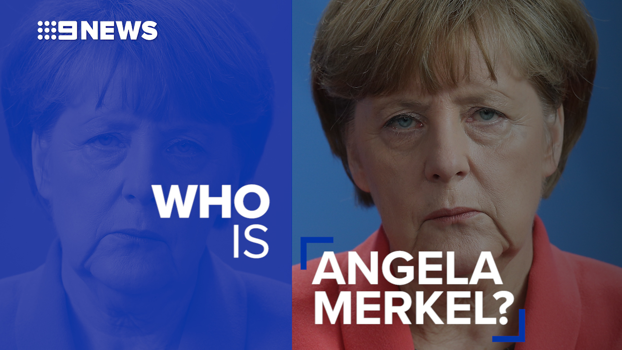 Who is Angela Merkel?