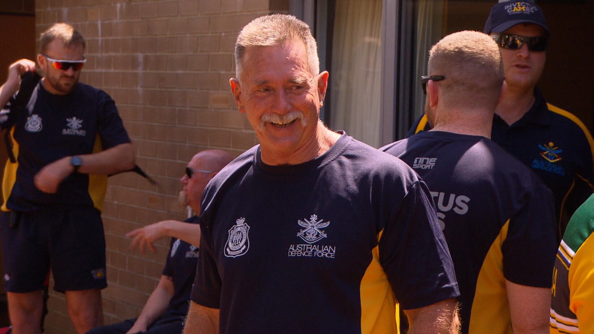 Australia's Invictus Games team assembles