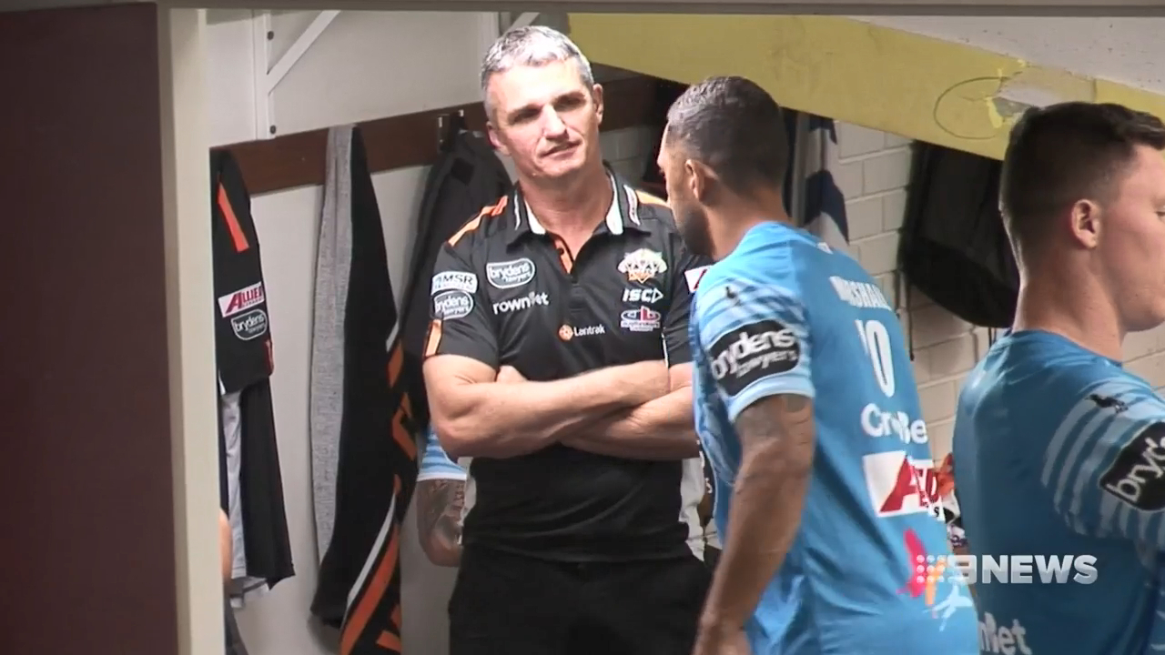 Benji supports Cleary move