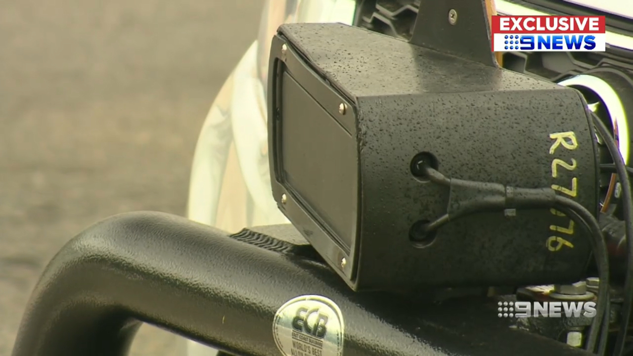 Mobile speed camera fines jump in Adelaide