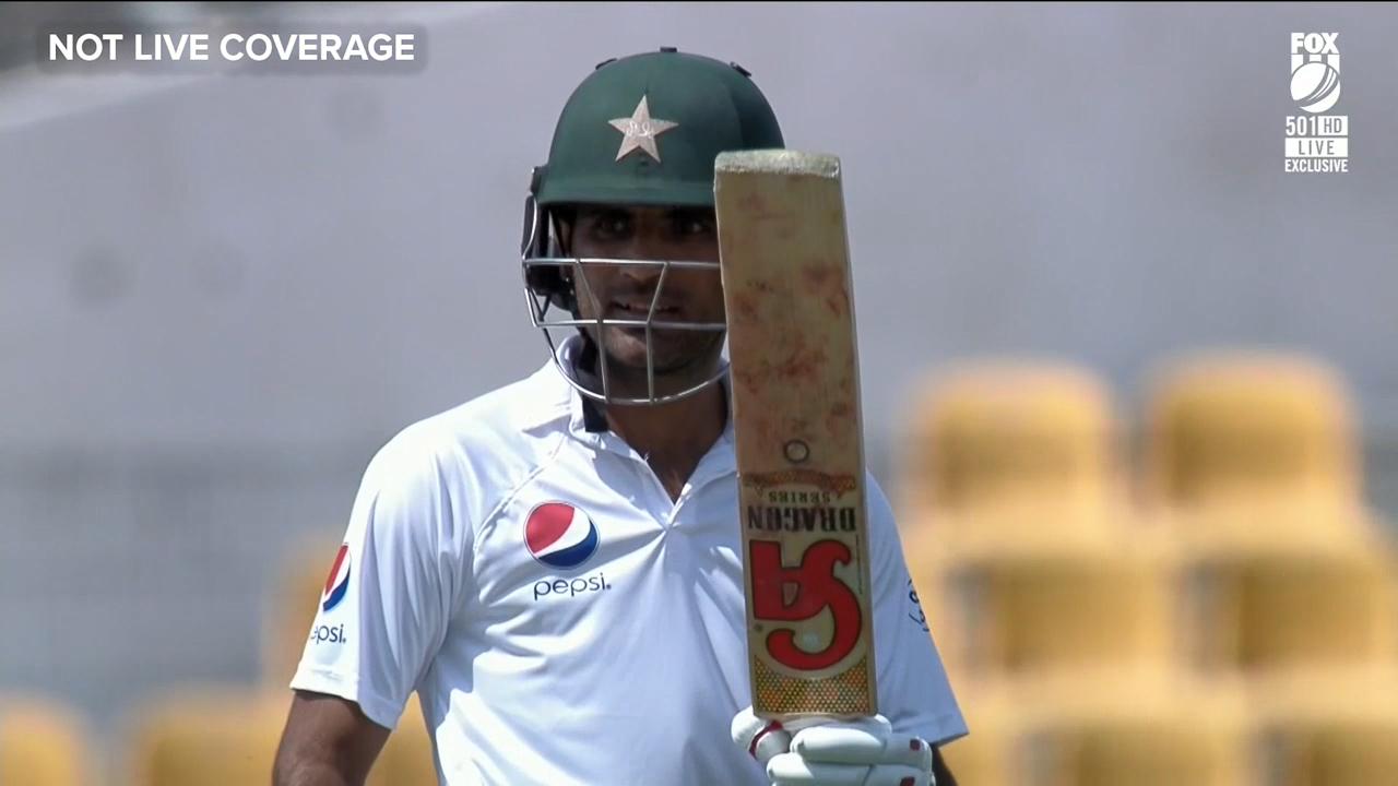 Fakhar 50 stabilises Pakistan