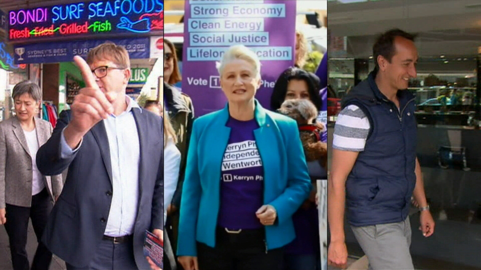 Phelps tipped to take out Wentworth election