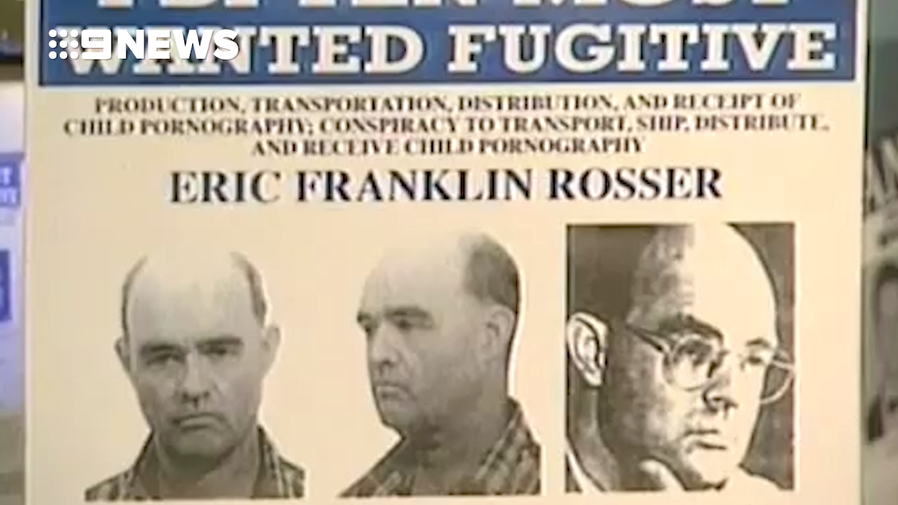 Eric Franklin Rosser added to FBI's Most Wanted list