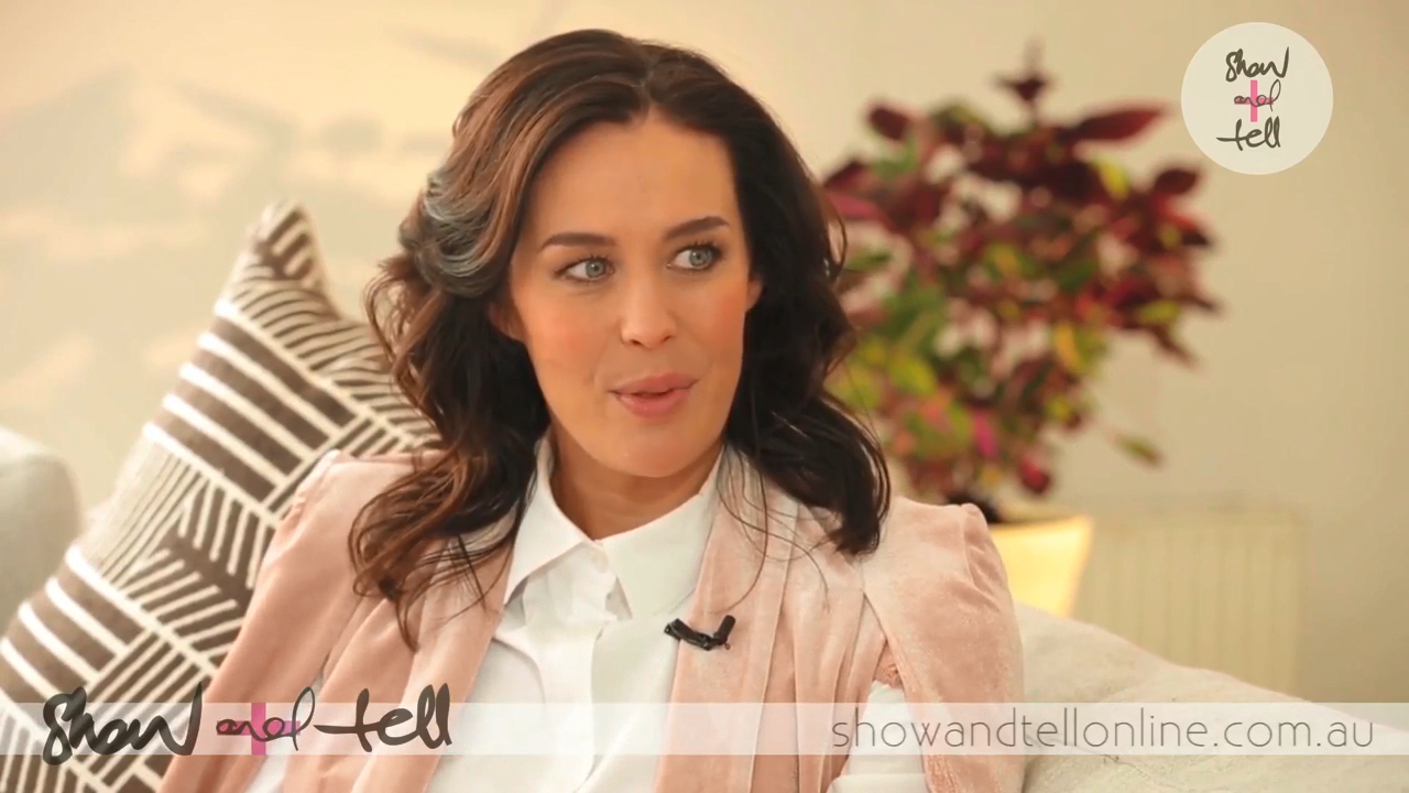 Megan Gale opens up about her miscarriage two years ago