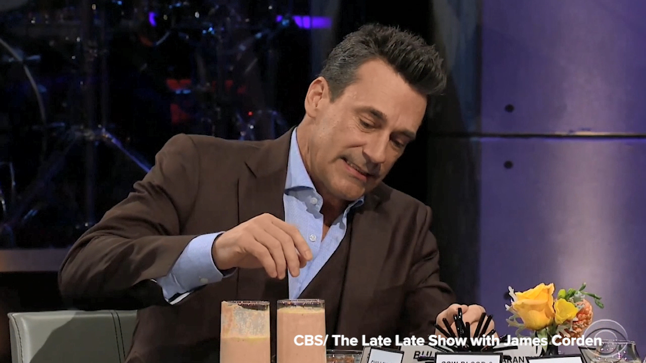 Jon Hamm would rather eat bull penis than reveal size of his manhood