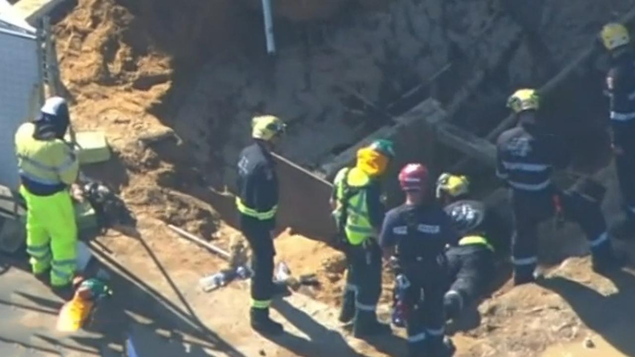 Perth worker killed