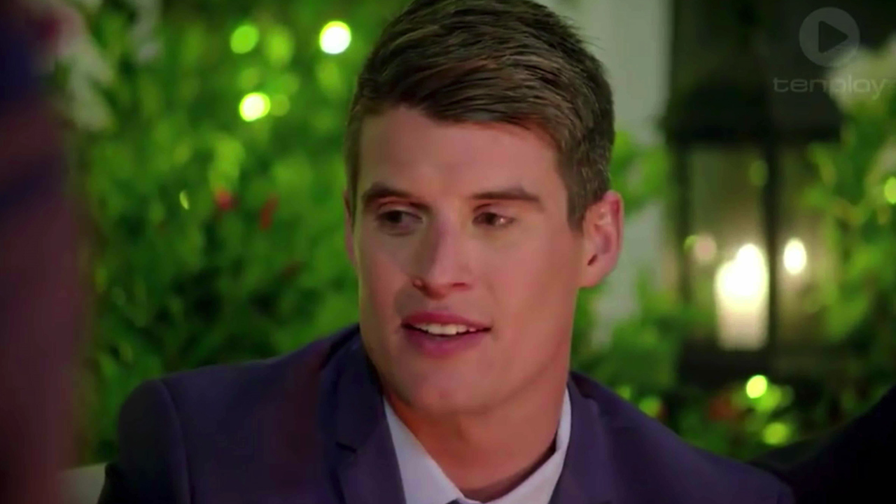 Charlie and Bill's argument on 'The Bachelorette Australia'