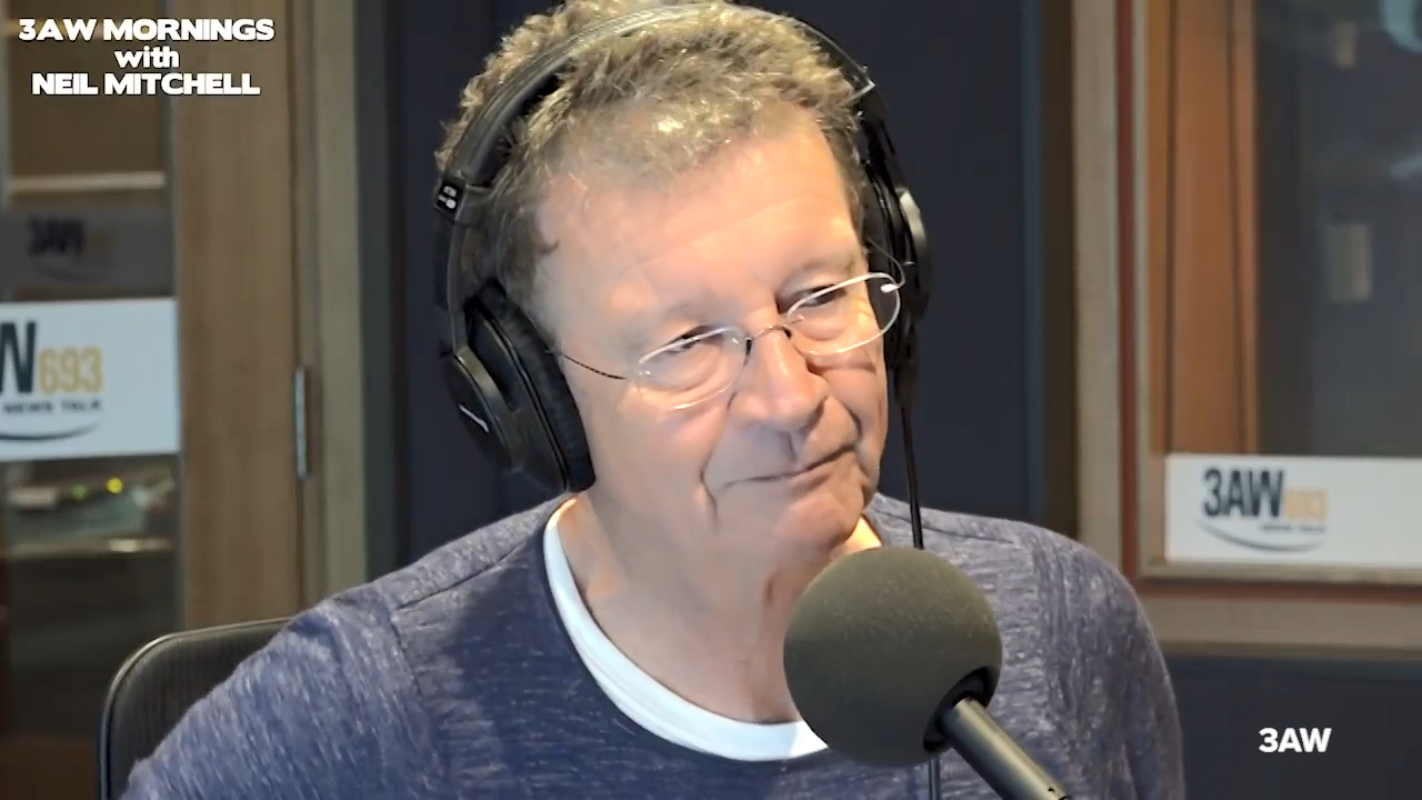 Red Symons delivers eulogy for son Samuel