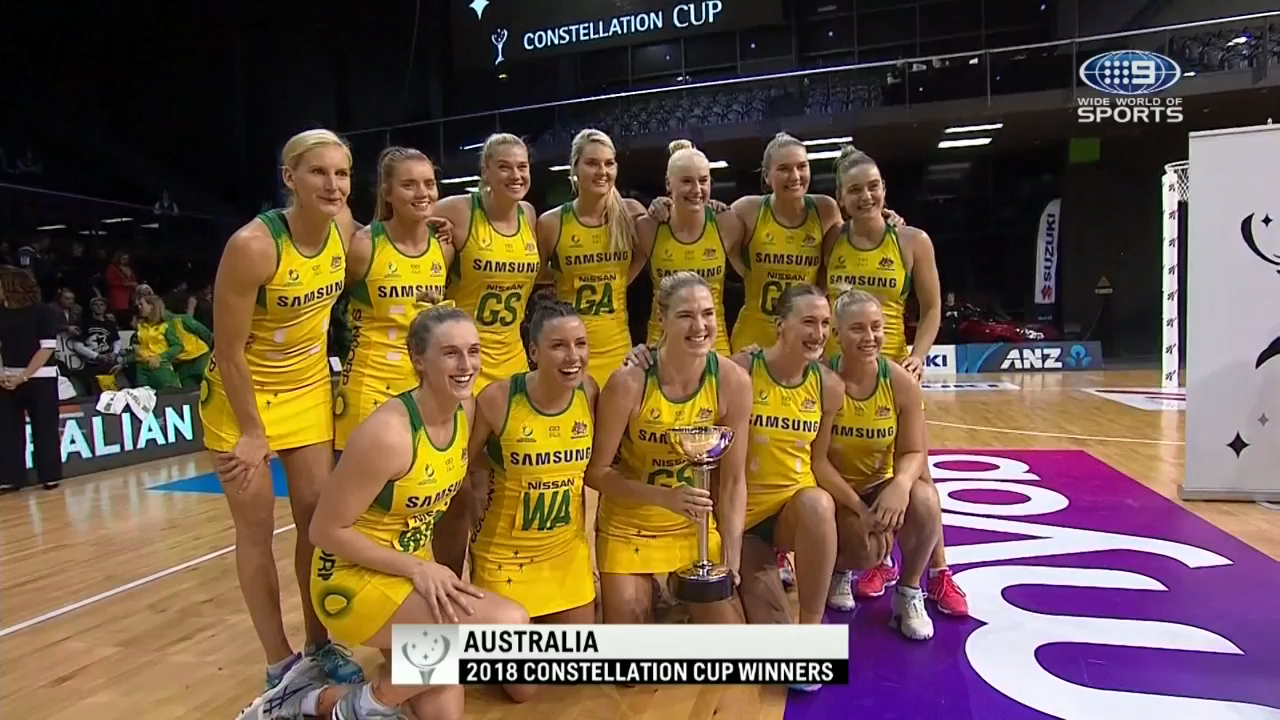Dominant Diamonds claim Constellation Cup