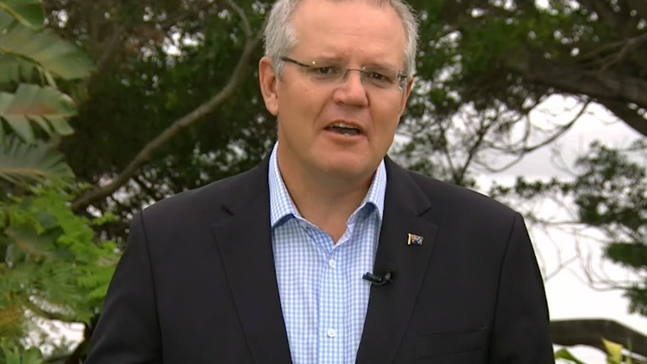 Morrison defends Israel embassy call
