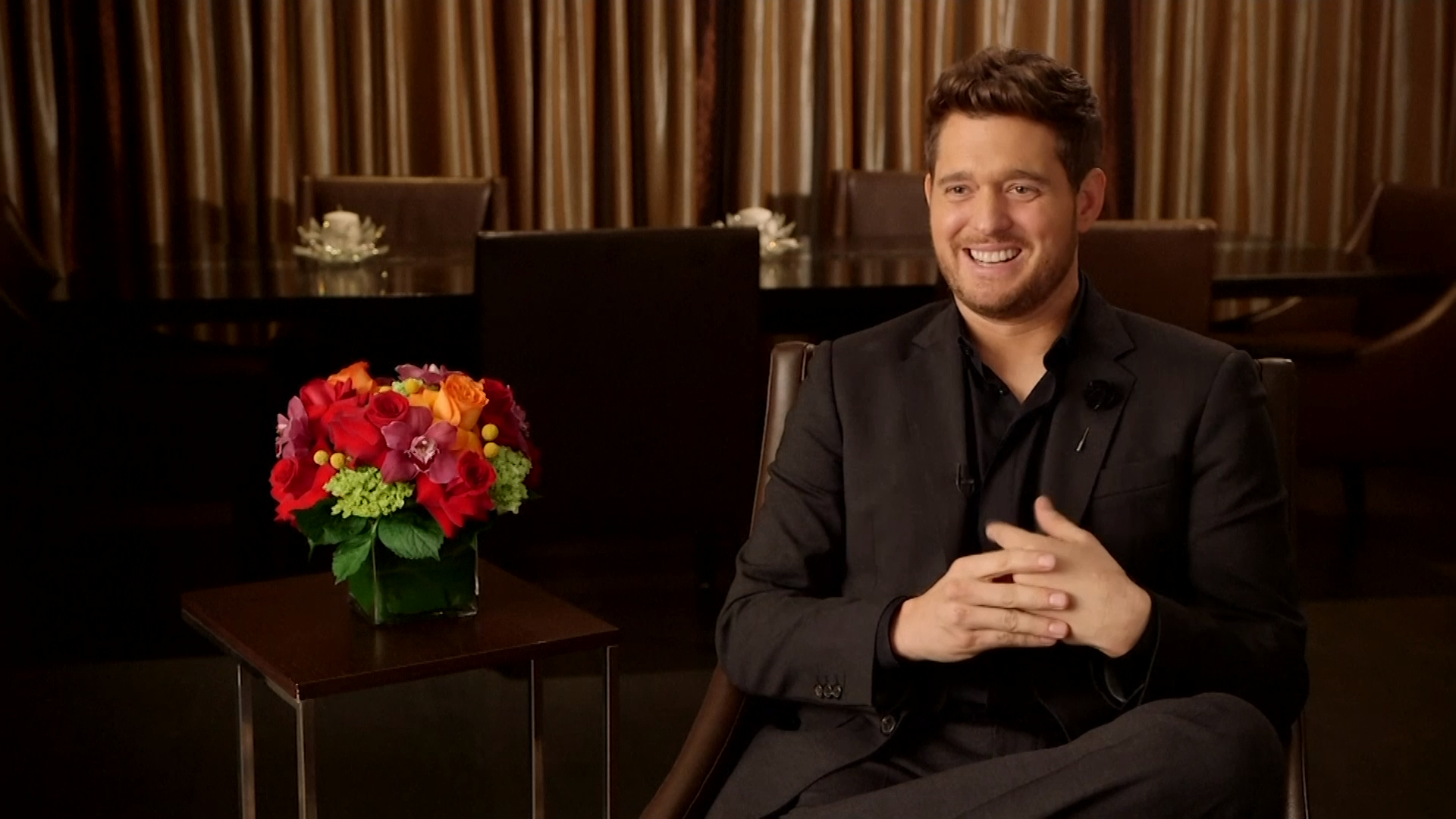 Michael Bublé shuts down rumours of retirement from music