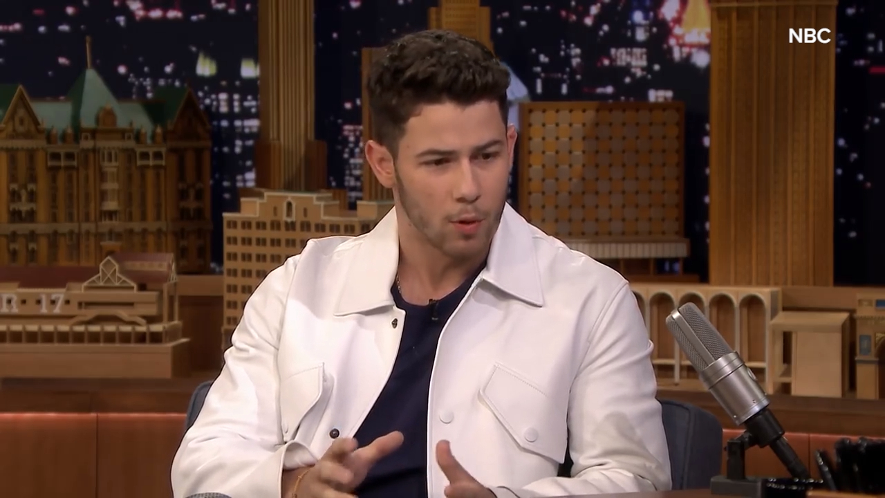 Nick Jonas reveals how he and Priyanka Chopra started dating