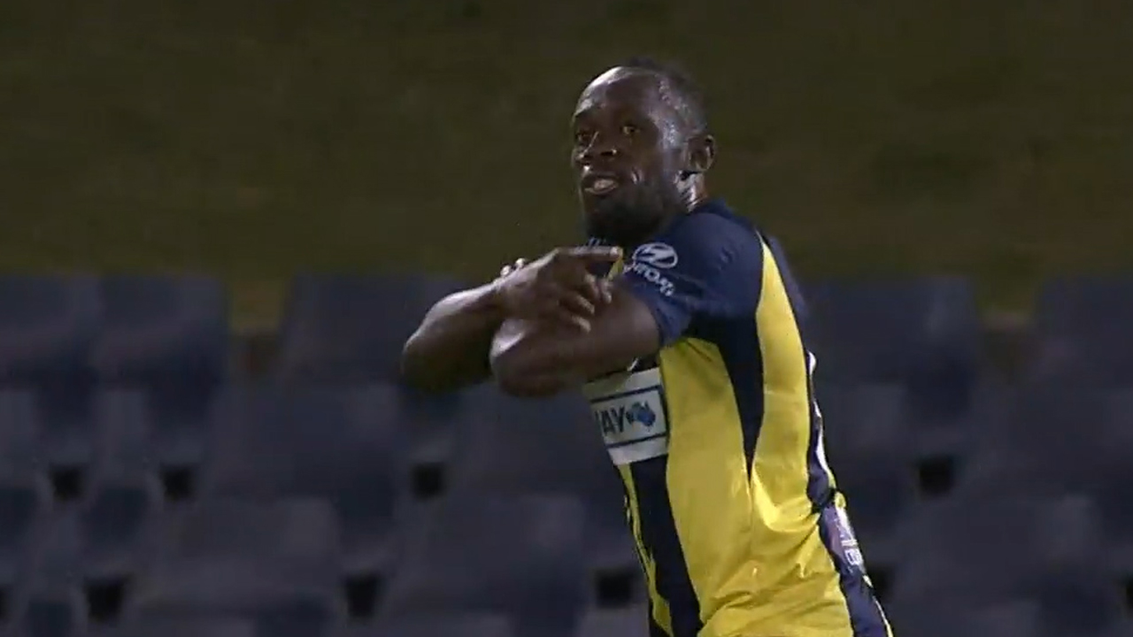 Mariners coach denies Bolt 'deal'