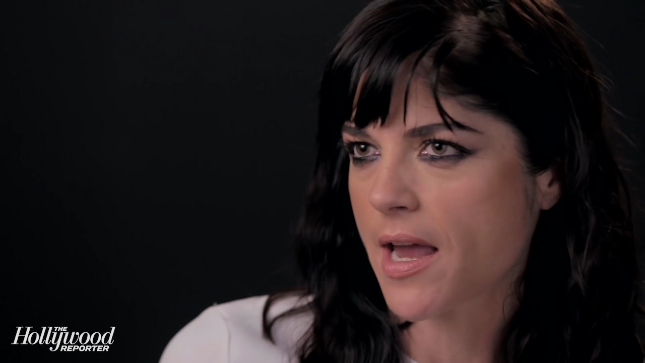 Selma Blair reveals why she initially lied about her age