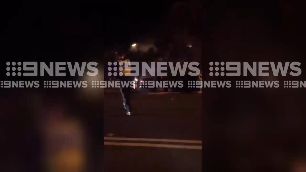 Arrests after Melbourne pursuit
