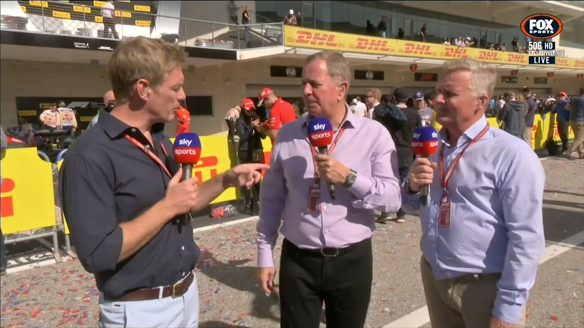 Brundle's damning criticism of Vettel