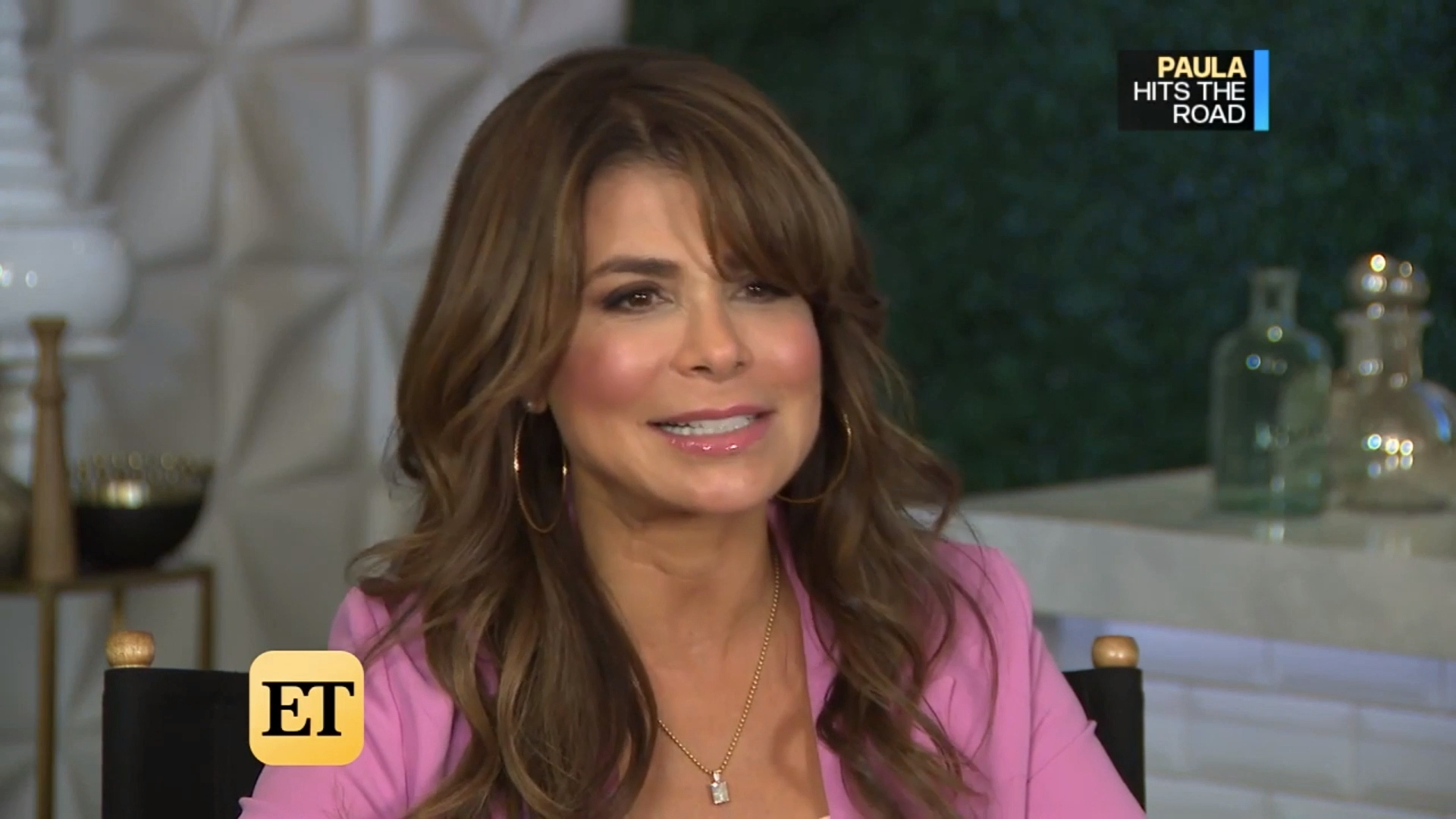Paula Abdul reveals her must-haves for going on tour