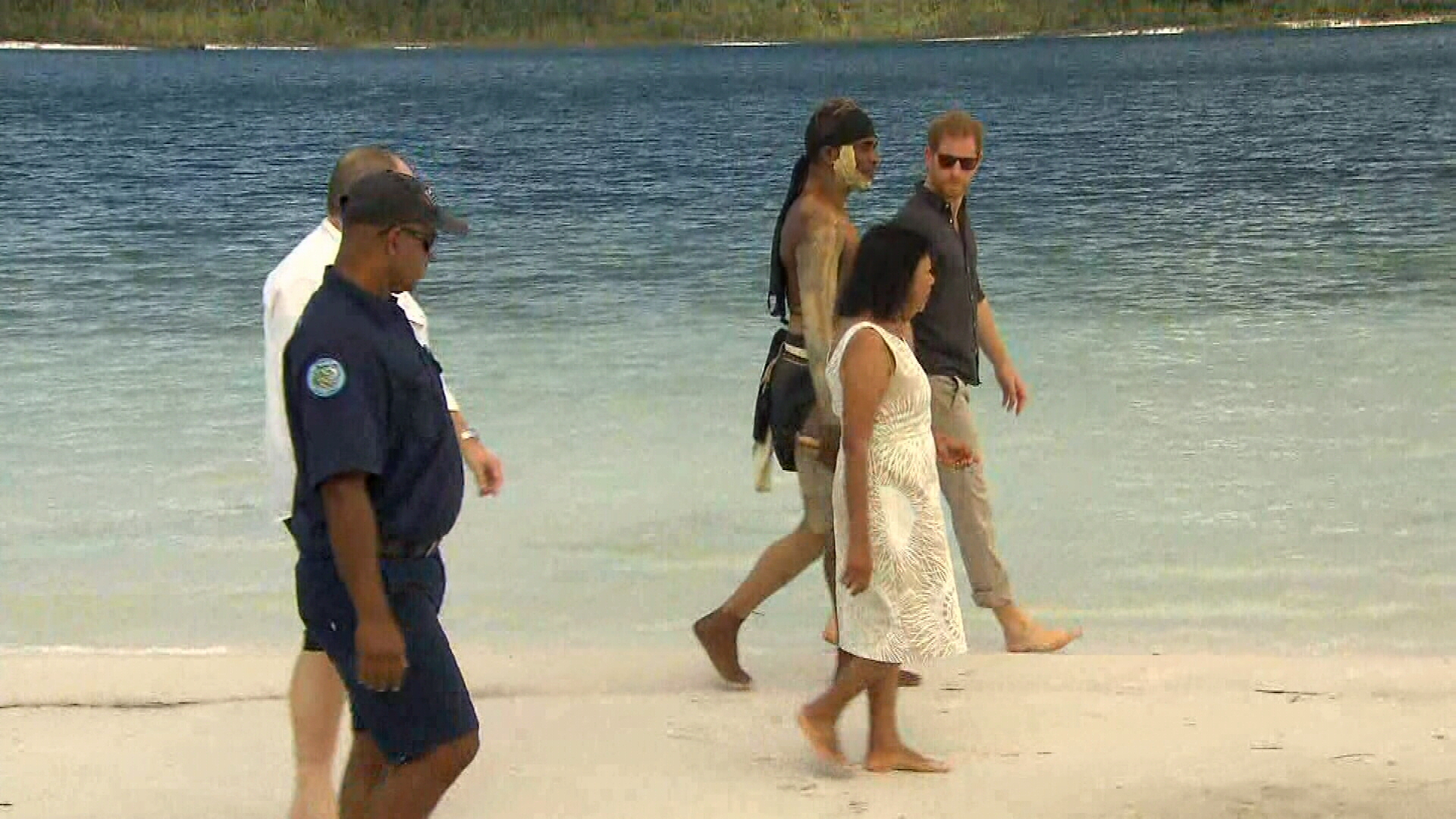 How Fraser Island prepared for a royal tour