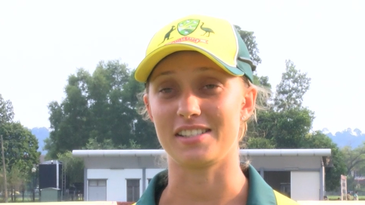 Aussie women seal 3-0 series win