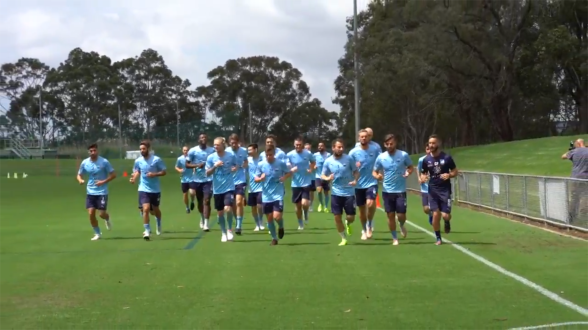 Sydney FC brace for first SCG game